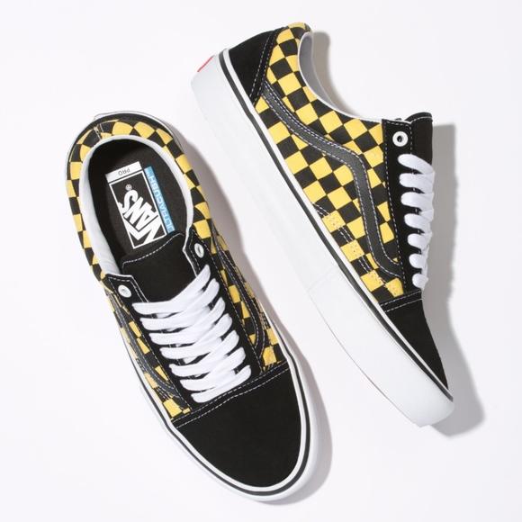 Vans Shoes | Vans Old Skool Pro Checker
